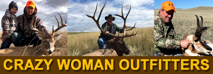 Crazy Woman Outfitters - Buffalo, Wyoming